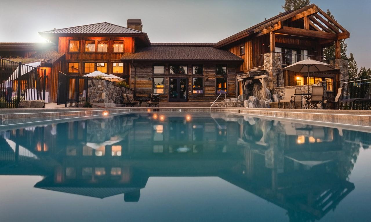 gilbert home pool