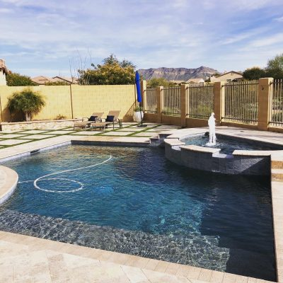 pool filter cleaning gilbert az