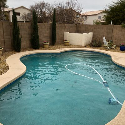 pool maintenance gilbert az