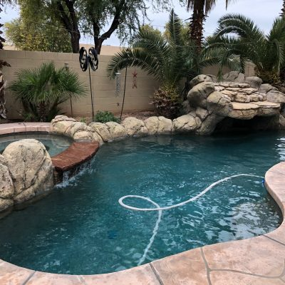 pool service in gilbert