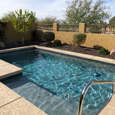 pool tile cleaning gilbert az